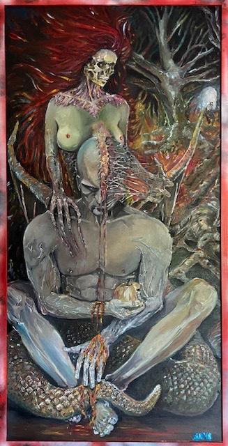 Lilith i Lucyfer