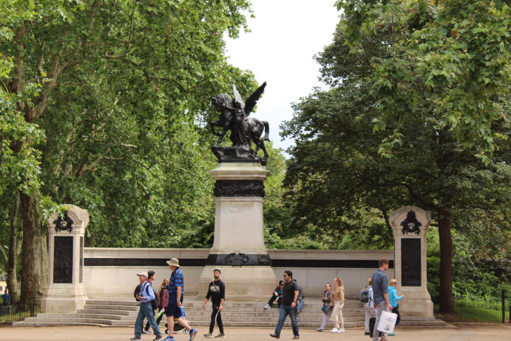 Gardens of London
